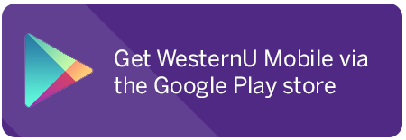 Get WesternU Mobile on the Google Play store